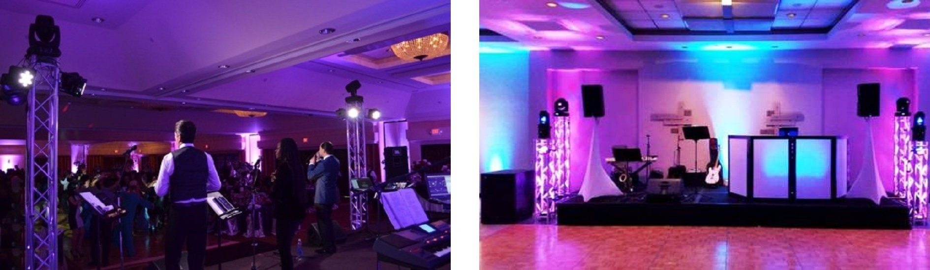 Stage Lighting, Lighting Truss, Band Lighting, Spot Lighting, Flood Lighting, Moving Heads, Scanners for Houston Wedding, Event, Concert, Live Band
