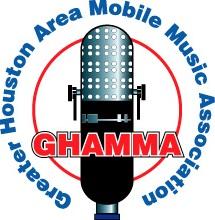 GHAMMA, Greater Houston Area Mobile Music Association, Logo, Banner