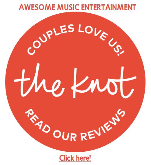 The Knot, WeddingPro, WeddingWire, Houston DJ reviews, WeddingWire Couples' Choice Award, Brides Choice Award, The Knot Best of Award, Houston DJ Reviews, DJs in Houston